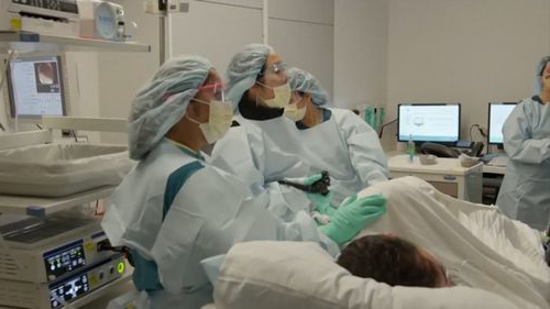 Jimmy Kimmel's colonoscopy procedure featured on Tuesday's episode of