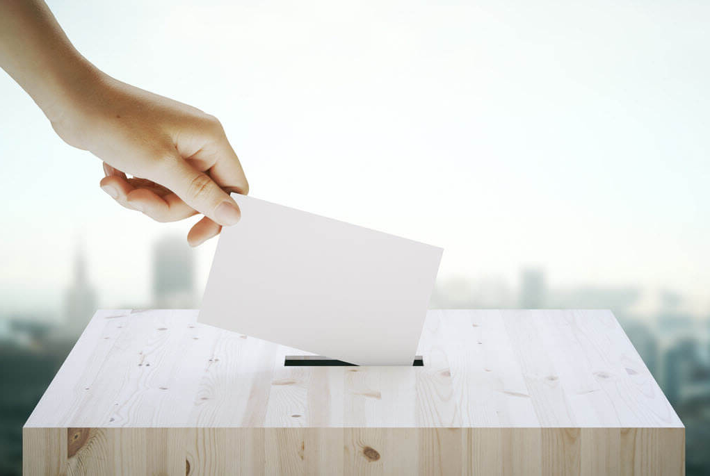 by-election voting