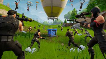 Fortnite is one of the world's most popular 游戏.