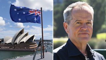 Labor leader Bill Shorten has committed to keeping 澳大利亚国庆日 on January 26th if elected.